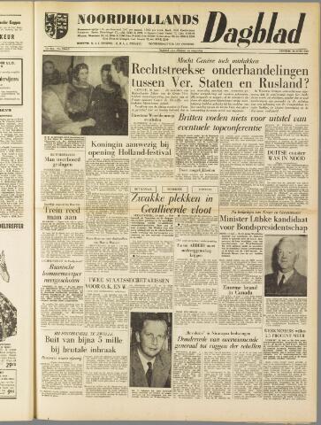 Noordhollands Dagblad : dagblad voor Alkmaar en omgeving 1959-06-16