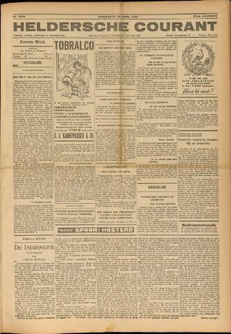 Heldersche Courant 1929-04-25