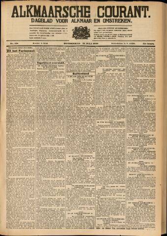 Alkmaarsche Courant 1930-07-31