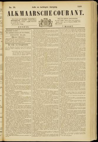 Alkmaarsche Courant 1886-03-07