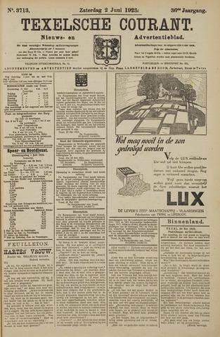 Texelsche Courant 1923-06-02