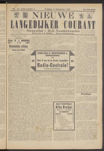 Nieuwe Langedijker Courant 1926-12-31