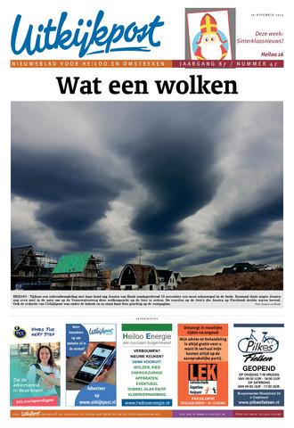 Uitkijkpost : nieuwsblad voor Heiloo e.o. 2020-11-18