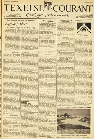 Texelsche Courant 1960-12-24