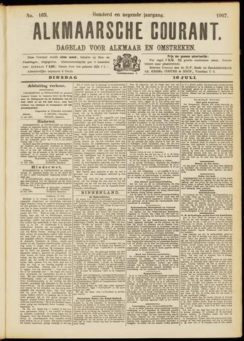 Alkmaarsche Courant 1907-07-16