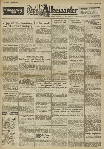 De Vrije Alkmaarder 1950-02-18