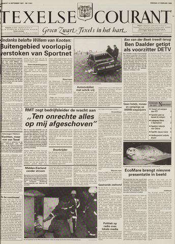 Texelsche Courant 1996-02-27