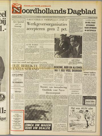 Noordhollands Dagblad : dagblad voor Alkmaar en omgeving 1969-04-12