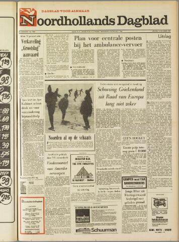 Noordhollands Dagblad : dagblad voor Alkmaar en omgeving 1969-12-12