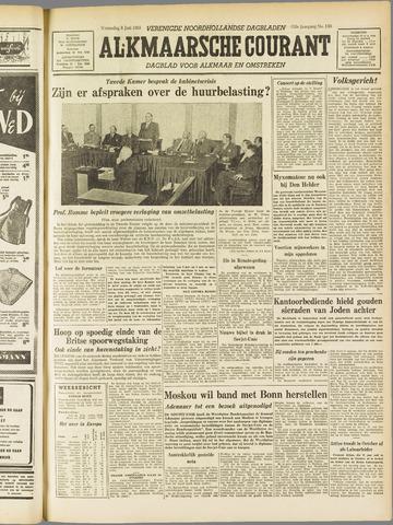 Alkmaarsche Courant 1955-06-08