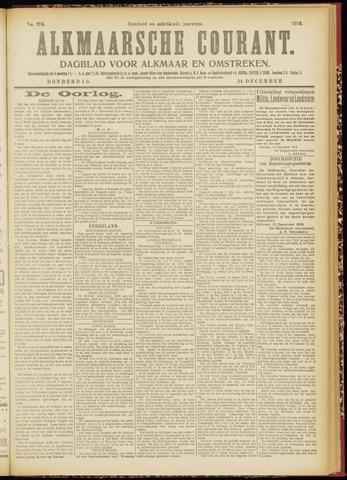 Alkmaarsche Courant 1916-12-14