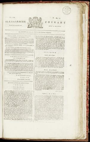 Alkmaarsche Courant 1822-03-25