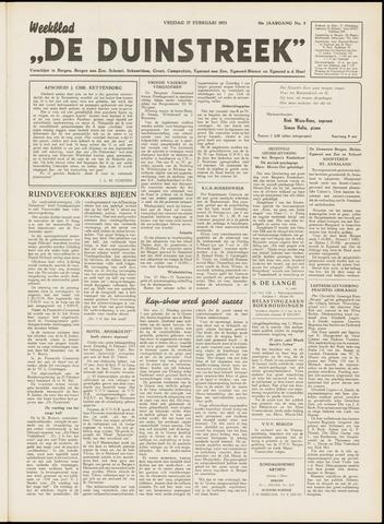 De Duinstreek 1953-02-27