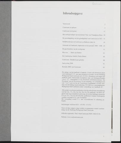 Jaarboek Oud Castricum 2007-11-01