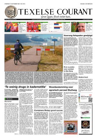 Texelsche Courant 2012-10-05