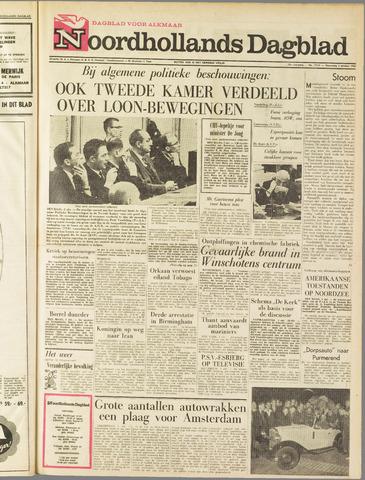 Noordhollands Dagblad : dagblad voor Alkmaar en omgeving 1963-10-02