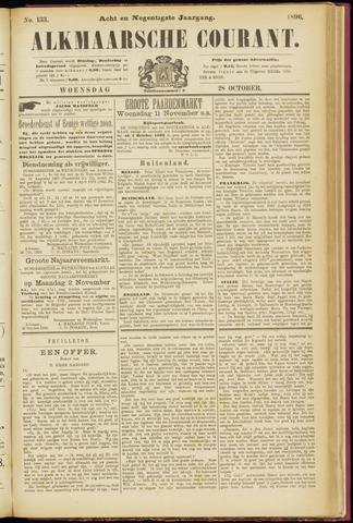 Alkmaarsche Courant 1896-10-28