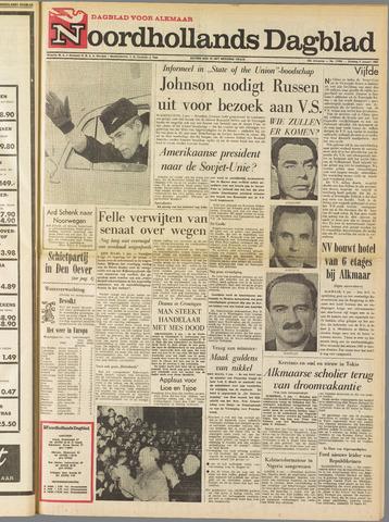 Noordhollands Dagblad : dagblad voor Alkmaar en omgeving 1965-01-05