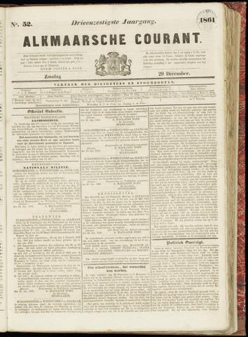 Alkmaarsche Courant 1861-12-29