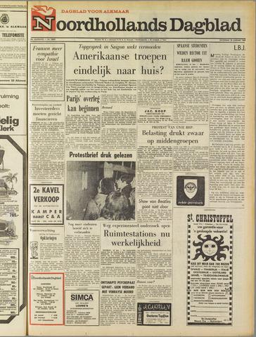 Noordhollands Dagblad : dagblad voor Alkmaar en omgeving 1969-01-18