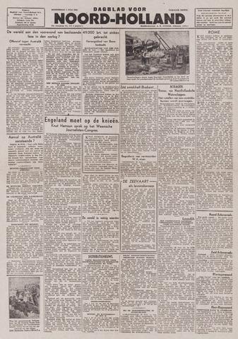 Dagblad Noord-Holland, Schager editie 1943-07-01