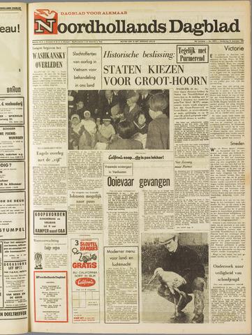 Noordhollands Dagblad : dagblad voor Alkmaar en omgeving 1967-12-21