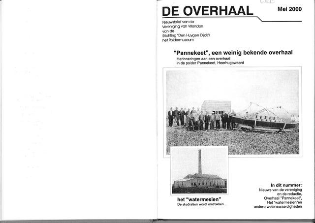De Overhaal: historisch magazine Heerhugowaard 2000-05-01