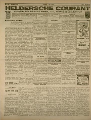 Heldersche Courant 1932-07-05