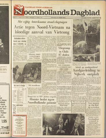 Noordhollands Dagblad : dagblad voor Alkmaar en omgeving 1965-02-08