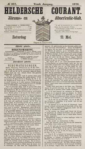 Heldersche Courant 1870-05-21