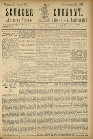 Schager Courant 1895-01-24