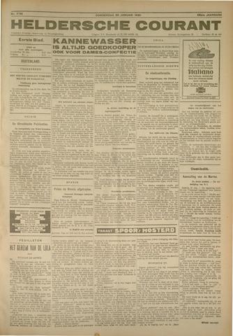 Heldersche Courant 1930-01-30
