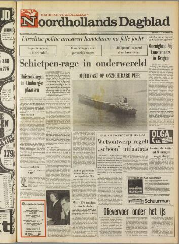 Noordhollands Dagblad : dagblad voor Alkmaar en omgeving 1969-12-18