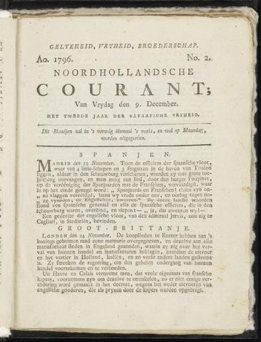 Noordhollandsche Courant 1796-12-09