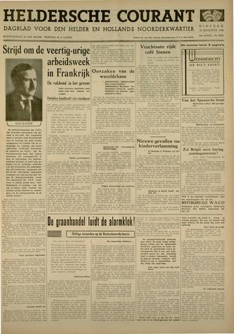 Heldersche Courant 1938-08-23