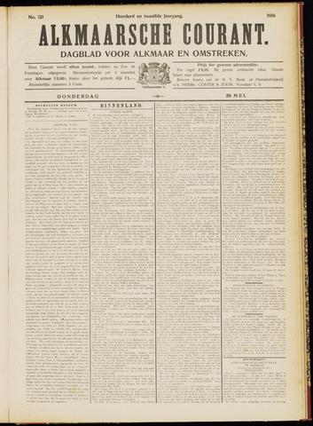Alkmaarsche Courant 1910-05-26