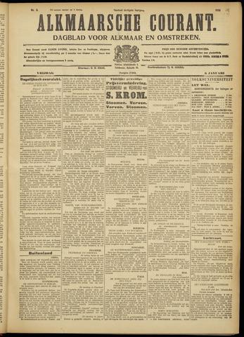 Alkmaarsche Courant 1928-01-06