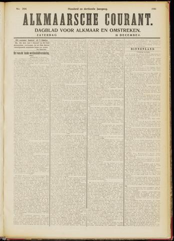 Alkmaarsche Courant 1911-12-16
