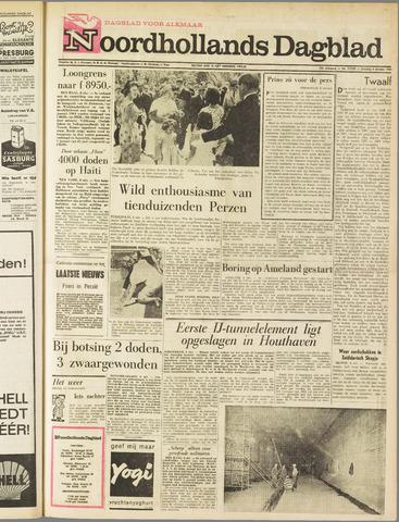 Noordhollands Dagblad : dagblad voor Alkmaar en omgeving 1963-10-08