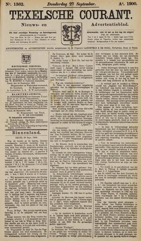 Texelsche Courant 1900-09-27