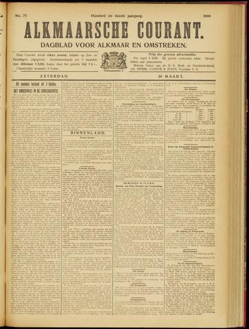 Alkmaarsche Courant 1908-03-28