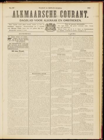 Alkmaarsche Courant 1911-06-03
