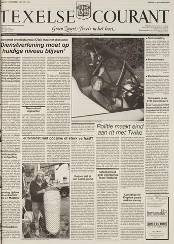 Texelsche Courant 2000-09-12