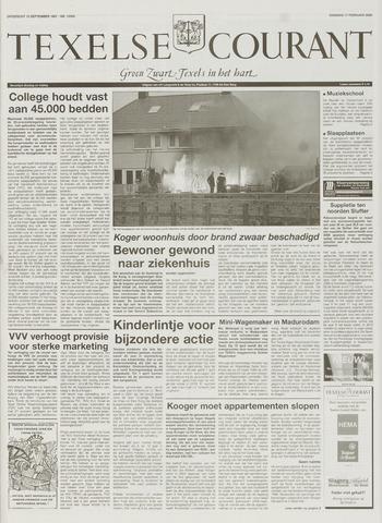 Texelsche Courant 2009-02-17