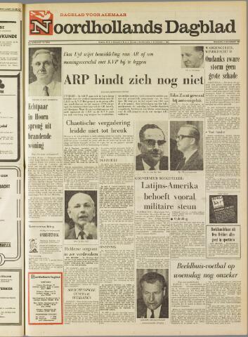 Noordhollands Dagblad : dagblad voor Alkmaar en omgeving 1969-11-10