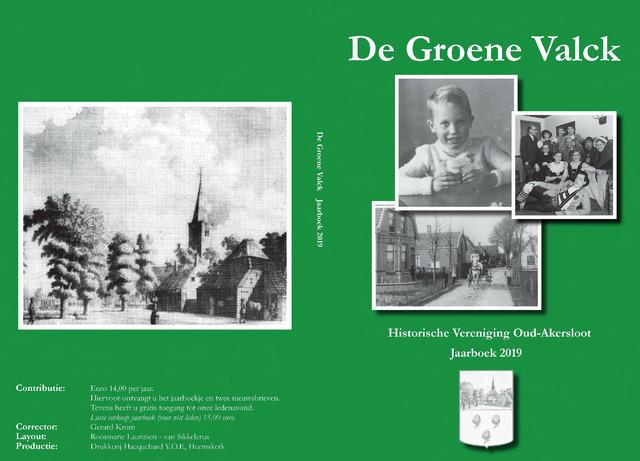 De Groene Valck 2019-01-01