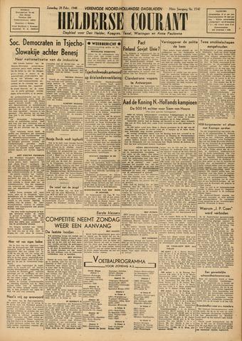 Heldersche Courant 1948-02-28