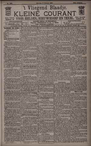 Vliegend blaadje : nieuws- en advertentiebode voor Den Helder 1894-02-10