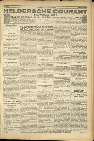Heldersche Courant 1927-08-11