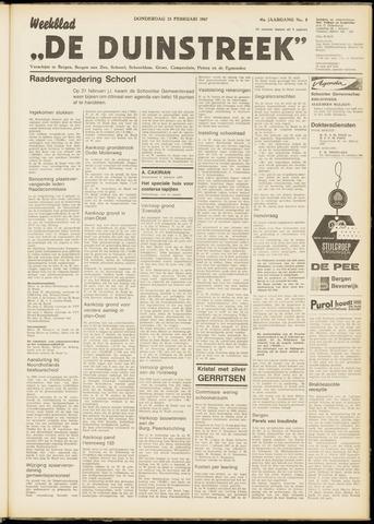 De Duinstreek 1967-02-23